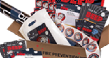 How one fire department makes Fire Prevention Week memorable