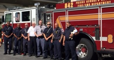 Prince George's County Fire/ EMS– Firefighters are Community Helpers