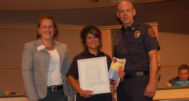 Officials give nod to Fire Prevention Week