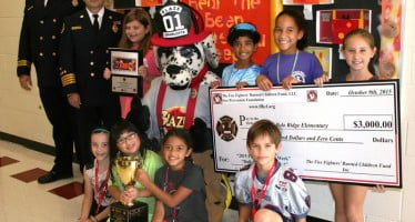 Elementary school wins first place in FPW bulletin board contest