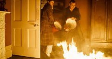 Downton Abbey episode includes cautionary tale on fire safety
