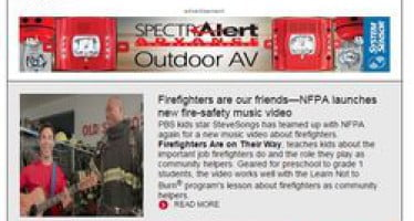In March's issue of Safety Source: new music video, short fire-safety story for kids, and spring cleaning tips