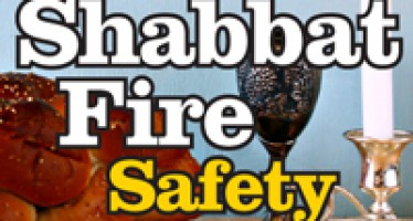 NFPA introduces new tips sheet on Shabbat fire safety